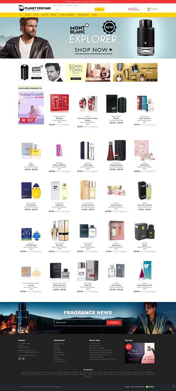 Planet Perfume